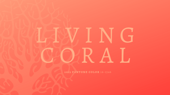 Living Coral Pantone Color