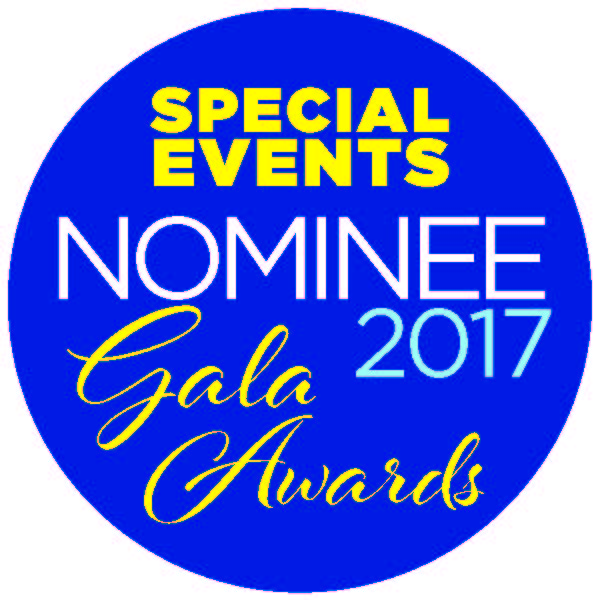 Special Events 2017 Gala Award Nominee