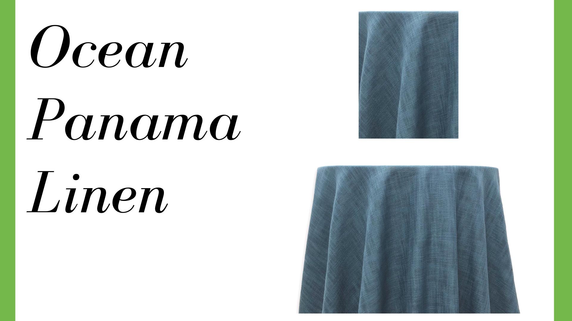 Ocean Panama Linen