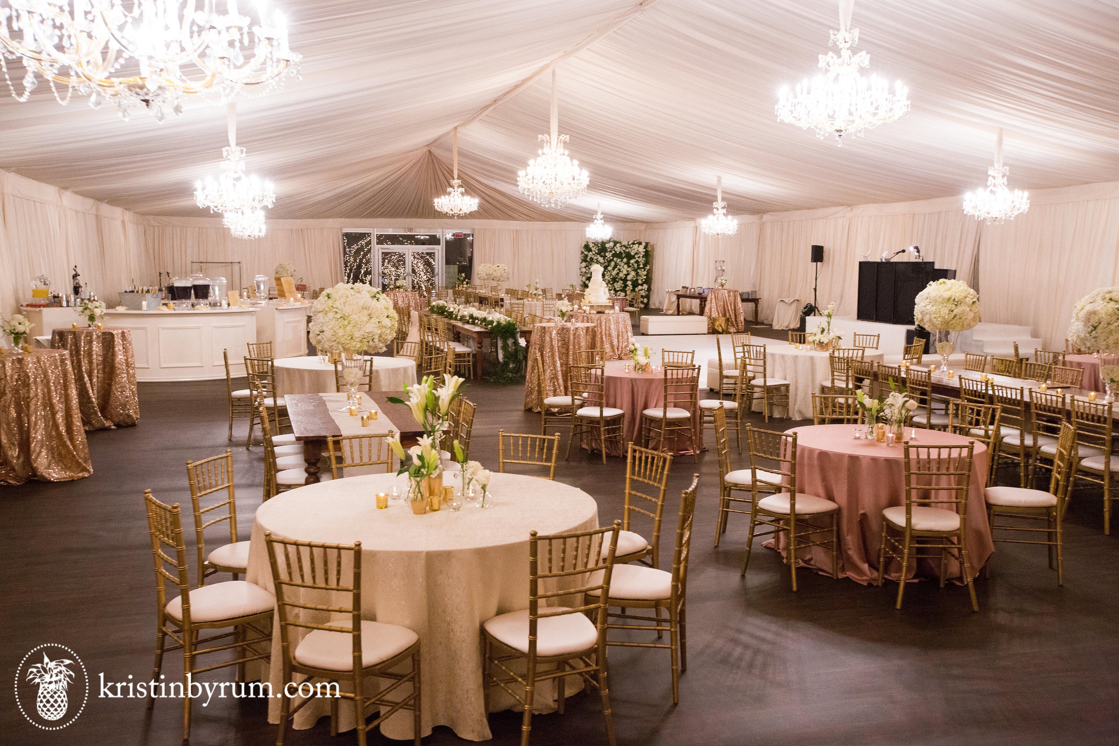 Childress Wedding Tent