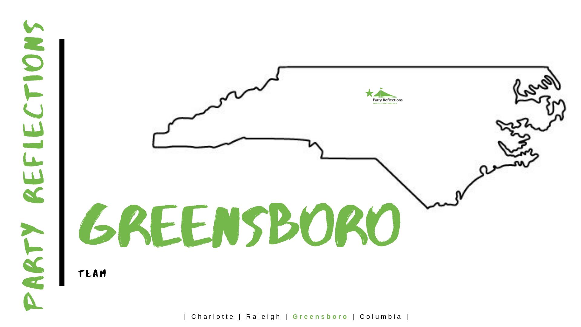 PR Greensboro