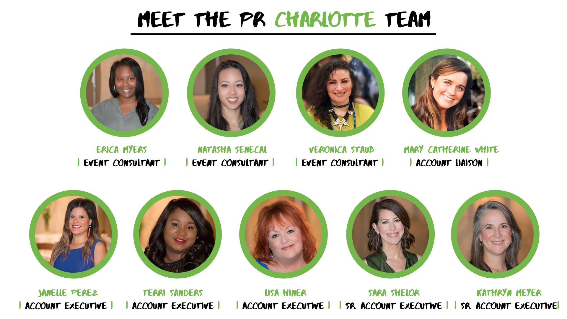 Meet the Charlotte Team