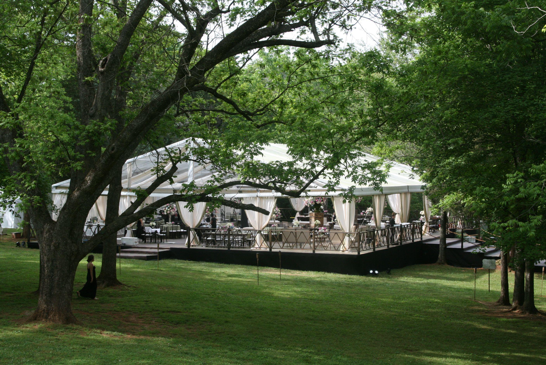 Wedding Tent Custom Floor