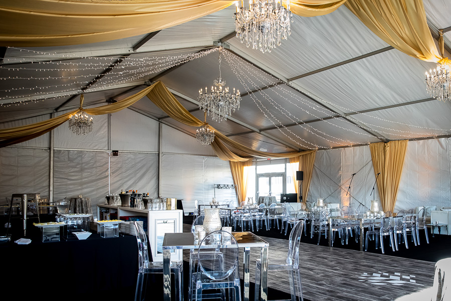 Party Reflections Raleigh Tent Design