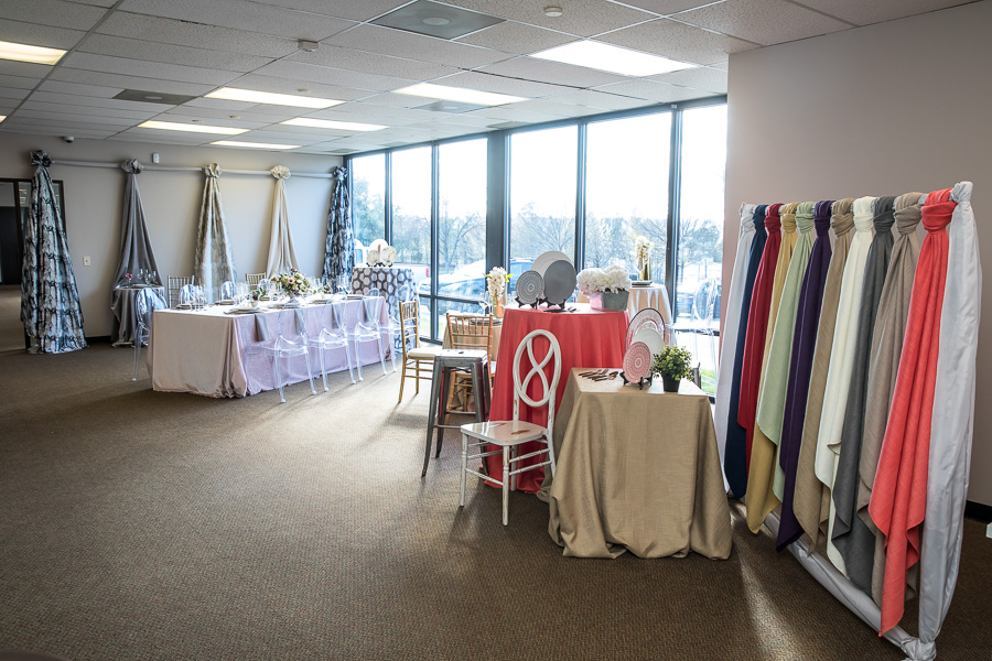 Party Reflections Raleigh Design Vignettes