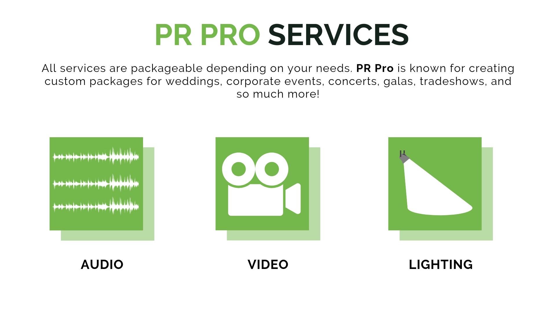 PR PRO Services