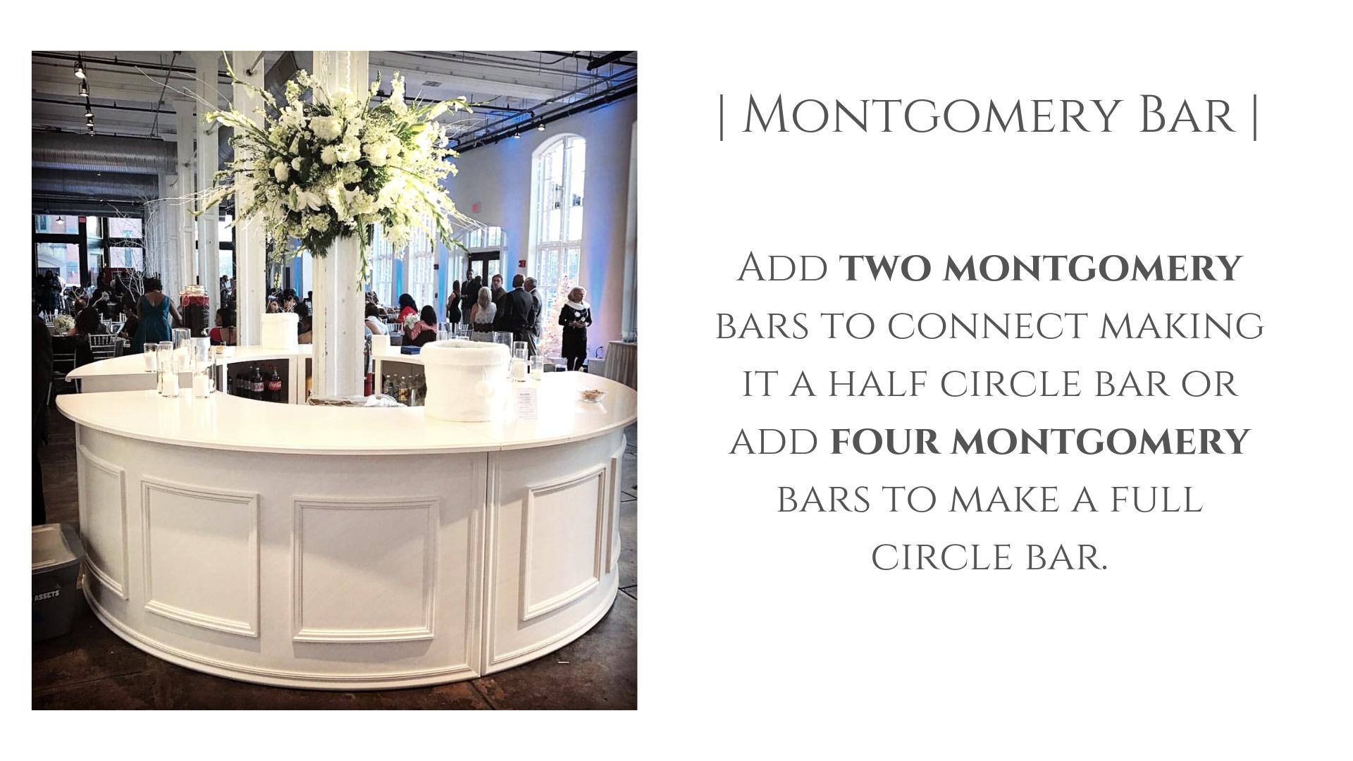 Montgomery Bar Full Circle
