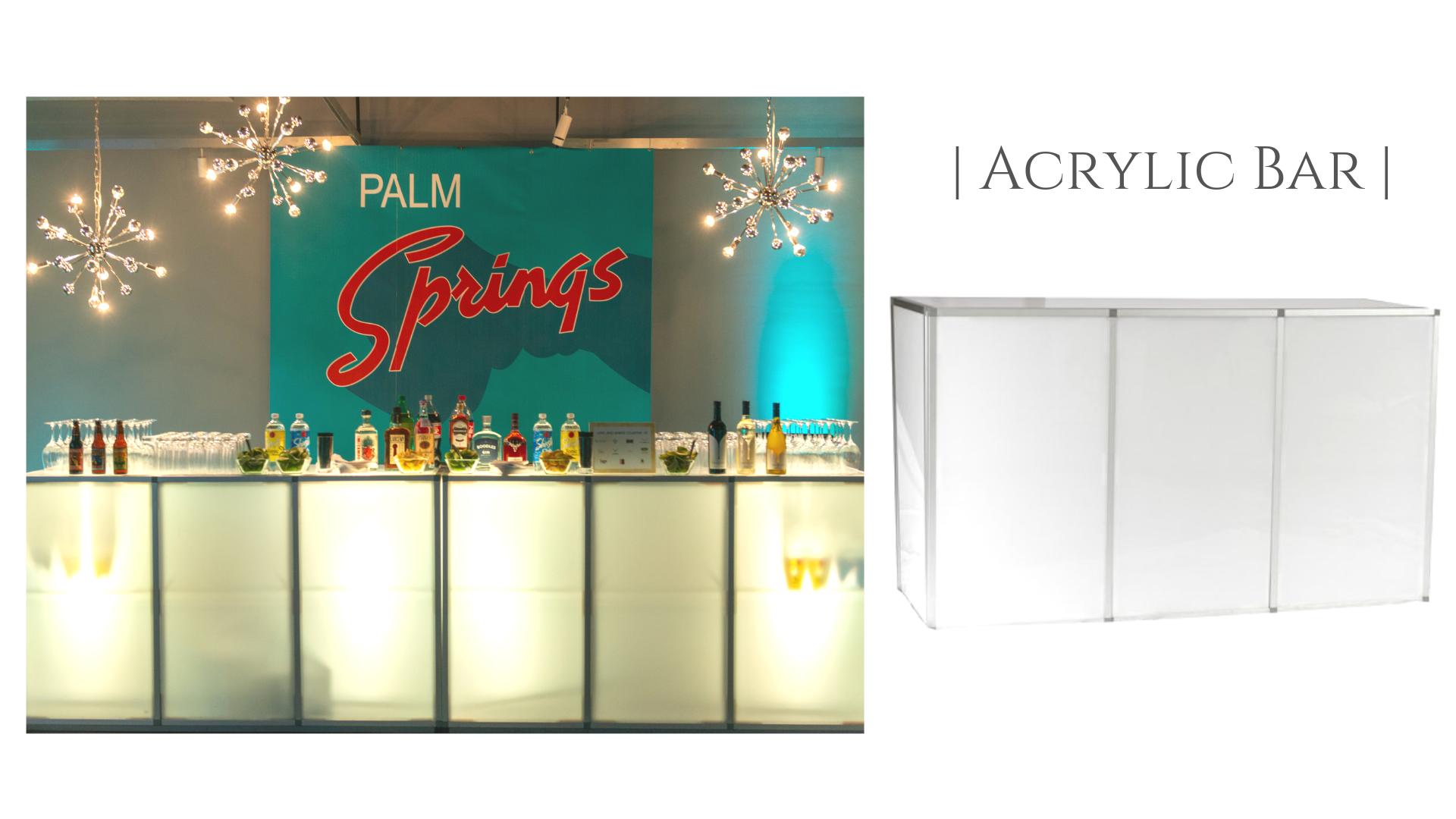 Acrylic Bar