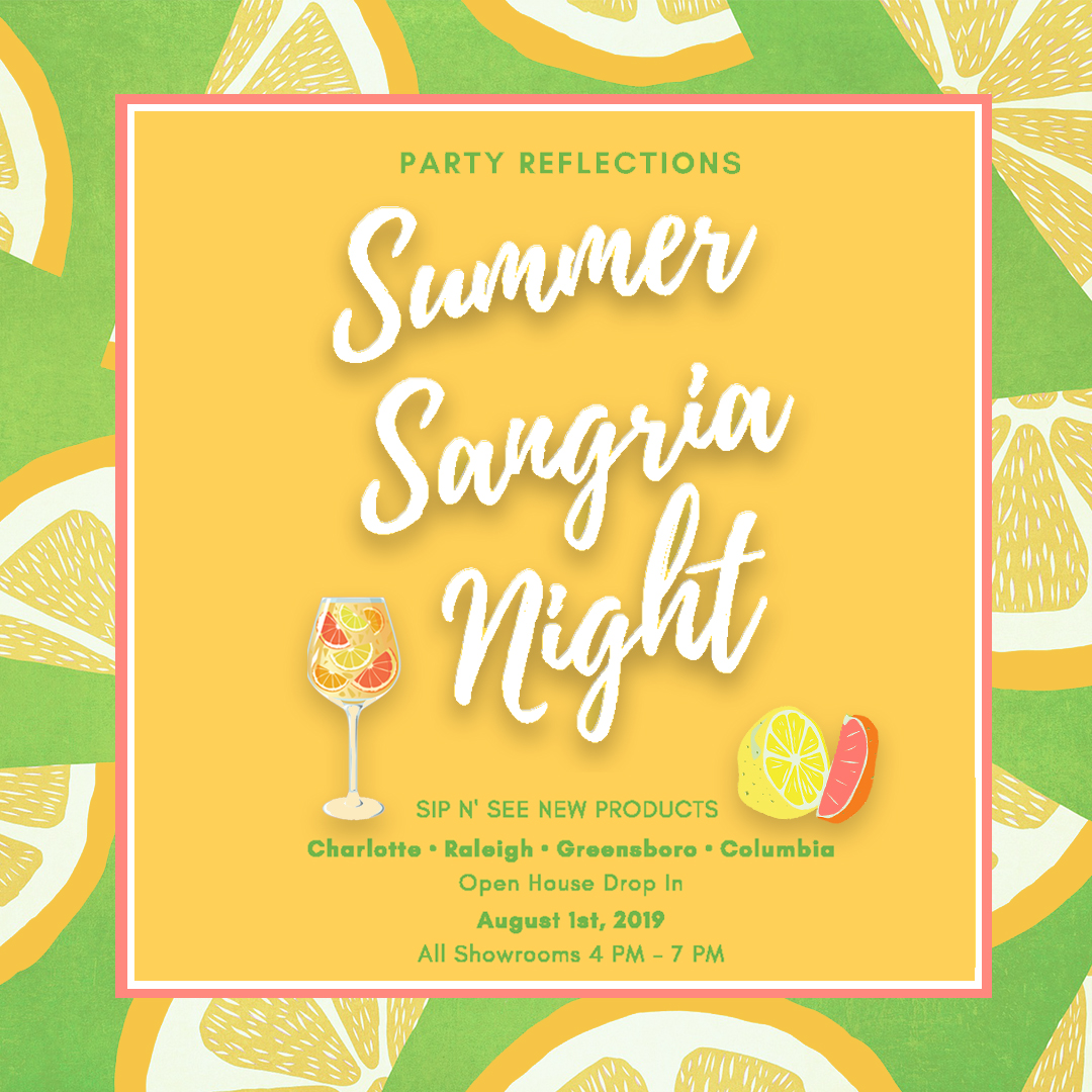 Summer Sangria Night